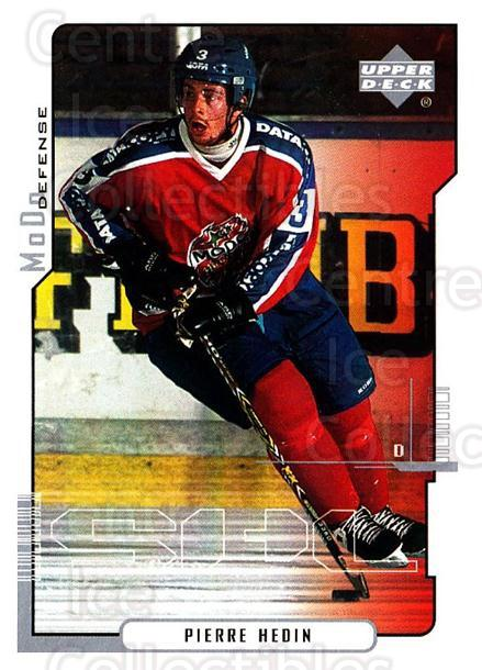 2000-01 Swedish Upper Deck #152 Pierre Hedin<br/>4 In Stock - $2.00 each - <a href=https://centericecollectibles.foxycart.com/cart?name=2000-01%20Swedish%20Upper%20Deck%20%23152%20Pierre%20Hedin...&quantity_max=4&price=$2.00&code=229350 class=foxycart> Buy it now! </a>