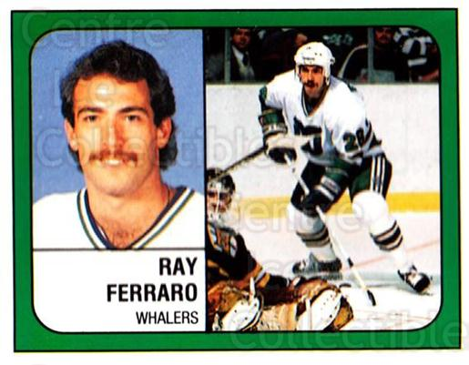 1988-89 Panini Stickers #241 Ray Ferraro<br/>4 In Stock - $1.00 each - <a href=https://centericecollectibles.foxycart.com/cart?name=1988-89%20Panini%20Stickers%20%23241%20Ray%20Ferraro...&quantity_max=4&price=$1.00&code=22940 class=foxycart> Buy it now! </a>