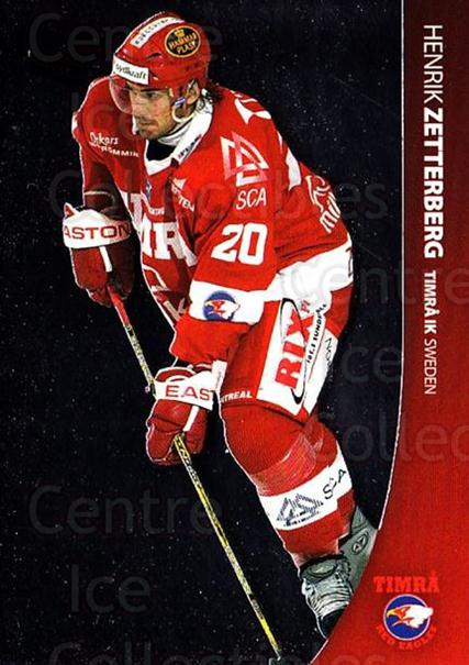 2004-05 Swedish Pure Skills #94 Henrik Zetterberg<br/>3 In Stock - $5.00 each - <a href=https://centericecollectibles.foxycart.com/cart?name=2004-05%20Swedish%20Pure%20Skills%20%2394%20Henrik%20Zetterbe...&quantity_max=3&price=$5.00&code=229412 class=foxycart> Buy it now! </a>