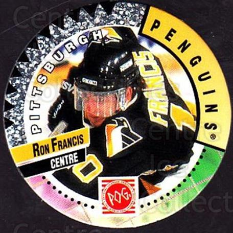 1994-95 Canada Games NHL POGS #183 Ron Francis<br/>5 In Stock - $1.00 each - <a href=https://centericecollectibles.foxycart.com/cart?name=1994-95%20Canada%20Games%20NHL%20POGS%20%23183%20Ron%20Francis...&quantity_max=5&price=$1.00&code=2297 class=foxycart> Buy it now! </a>