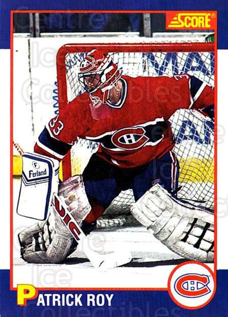 1991-92 Score Kelloggs #1 Patrick Roy<br/>1 In Stock - $5.00 each - <a href=https://centericecollectibles.foxycart.com/cart?name=1991-92%20Score%20Kelloggs%20%231%20Patrick%20Roy...&price=$5.00&code=229858 class=foxycart> Buy it now! </a>