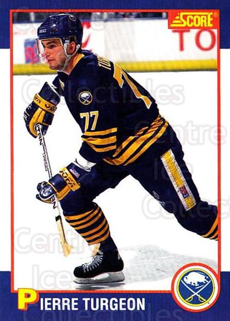 1991-92 Score Kelloggs #6 Pierre Turgeon<br/>2 In Stock - $2.00 each - <a href=https://centericecollectibles.foxycart.com/cart?name=1991-92%20Score%20Kelloggs%20%236%20Pierre%20Turgeon...&quantity_max=2&price=$2.00&code=229861 class=foxycart> Buy it now! </a>