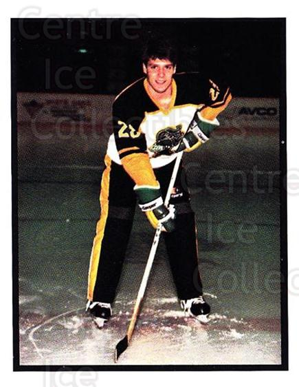 1986-87 London Knights #8 Brad Schlegel<br/>1 In Stock - $3.00 each - <a href=https://centericecollectibles.foxycart.com/cart?name=1986-87%20London%20Knights%20%238%20Brad%20Schlegel...&quantity_max=1&price=$3.00&code=229949 class=foxycart> Buy it now! </a>