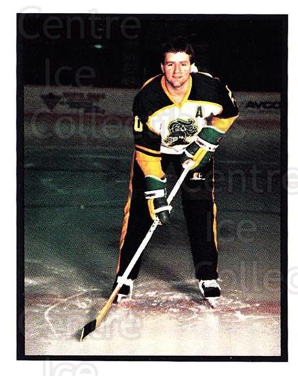 1986-87 London Knights #14 Murray Nystrom<br/>1 In Stock - $3.00 each - <a href=https://centericecollectibles.foxycart.com/cart?name=1986-87%20London%20Knights%20%2314%20Murray%20Nystrom...&quantity_max=1&price=$3.00&code=229950 class=foxycart> Buy it now! </a>