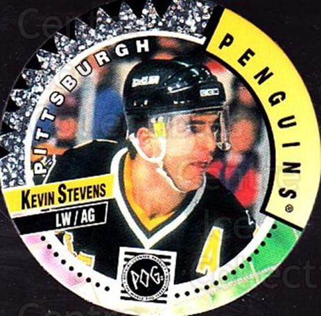 1994-95 Canada Games NHL POGS #189 Kevin Stevens<br/>1 In Stock - $1.00 each - <a href=https://centericecollectibles.foxycart.com/cart?name=1994-95%20Canada%20Games%20NHL%20POGS%20%23189%20Kevin%20Stevens...&quantity_max=1&price=$1.00&code=2301 class=foxycart> Buy it now! </a>