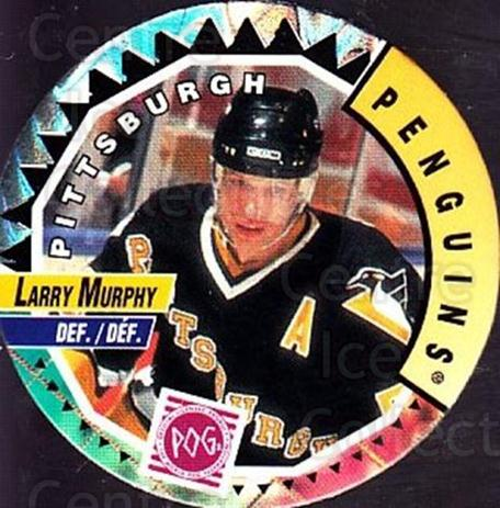1994-95 Canada Games NHL POGS #191 Larry Murphy<br/>6 In Stock - $1.00 each - <a href=https://centericecollectibles.foxycart.com/cart?name=1994-95%20Canada%20Games%20NHL%20POGS%20%23191%20Larry%20Murphy...&quantity_max=6&price=$1.00&code=2303 class=foxycart> Buy it now! </a>