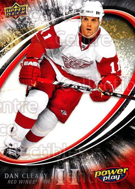 2008-09 UD Power Play #111 Daniel Cleary<br/>4 In Stock - $1.00 each - <a href=https://centericecollectibles.foxycart.com/cart?name=2008-09%20UD%20Power%20Play%20%23111%20Daniel%20Cleary...&quantity_max=4&price=$1.00&code=230940 class=foxycart> Buy it now! </a>