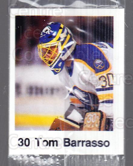 1988-89 Frito-Lay Stickers #19 Tom Barrasso<br/>3 In Stock - $3.00 each - <a href=https://centericecollectibles.foxycart.com/cart?name=1988-89%20Frito-Lay%20Stickers%20%2319%20Tom%20Barrasso...&price=$3.00&code=23100 class=foxycart> Buy it now! </a>