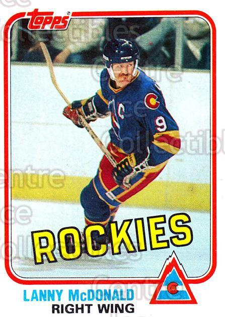 1981-82 Topps #W082 Lanny McDonald<br/>1 In Stock - $1.00 each - <a href=https://centericecollectibles.foxycart.com/cart?name=1981-82%20Topps%20%23W082%20Lanny%20McDonald...&quantity_max=1&price=$1.00&code=231282 class=foxycart> Buy it now! </a>
