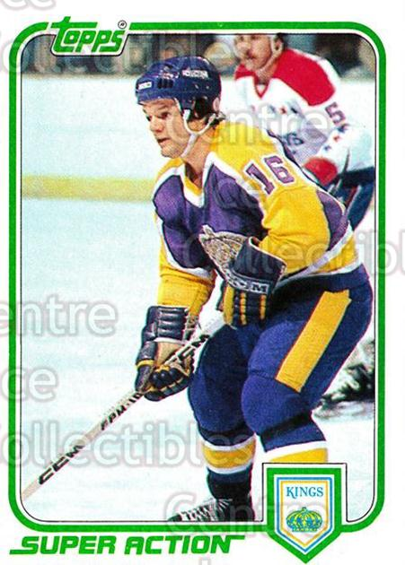 1981-82 Topps #W125 Marcel Dionne<br/>5 In Stock - $2.00 each - <a href=https://centericecollectibles.foxycart.com/cart?name=1981-82%20Topps%20%23W125%20Marcel%20Dionne...&quantity_max=5&price=$2.00&code=231303 class=foxycart> Buy it now! </a>