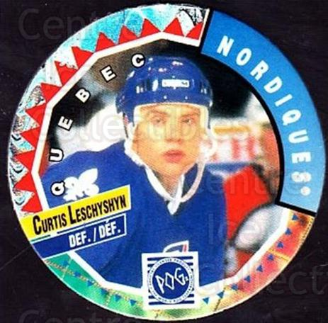 1994-95 Canada Games NHL POGS #202 Curtis Leschyshyn<br/>8 In Stock - $1.00 each - <a href=https://centericecollectibles.foxycart.com/cart?name=1994-95%20Canada%20Games%20NHL%20POGS%20%23202%20Curtis%20Leschysh...&quantity_max=8&price=$1.00&code=2313 class=foxycart> Buy it now! </a>