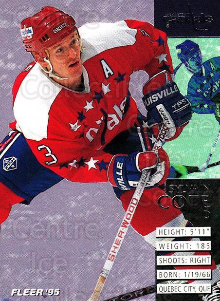 1994-95 Fleer #234 Sylvain Cote<br/>5 In Stock - $1.00 each - <a href=https://centericecollectibles.foxycart.com/cart?name=1994-95%20Fleer%20%23234%20Sylvain%20Cote...&quantity_max=5&price=$1.00&code=231850 class=foxycart> Buy it now! </a>