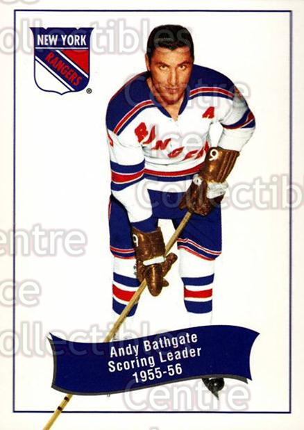 1994 Parkhurst Missing Link 56-57 #173 Andy Bathgate<br/>12 In Stock - $1.00 each - <a href=https://centericecollectibles.foxycart.com/cart?name=1994%20Parkhurst%20Missing%20Link%2056-57%20%23173%20Andy%20Bathgate...&quantity_max=12&price=$1.00&code=231877 class=foxycart> Buy it now! </a>