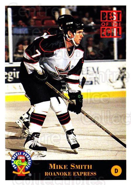 1994 Classic Pro Prospects #244 Mike Smith<br/>11 In Stock - $1.00 each - <a href=https://centericecollectibles.foxycart.com/cart?name=1994%20Classic%20Pro%20Prospects%20%23244%20Mike%20Smith...&quantity_max=11&price=$1.00&code=2319 class=foxycart> Buy it now! </a>