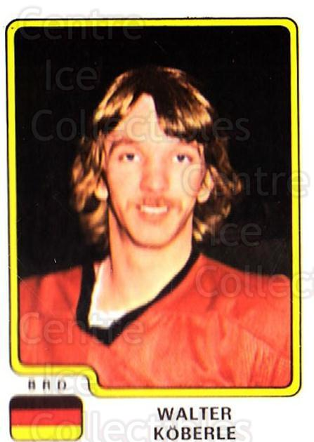 1979 Panini Stickers #111 Walter Koberle<br/>10 In Stock - $2.00 each - <a href=https://centericecollectibles.foxycart.com/cart?name=1979%20Panini%20Stickers%20%23111%20Walter%20Koberle...&quantity_max=10&price=$2.00&code=232017 class=foxycart> Buy it now! </a>