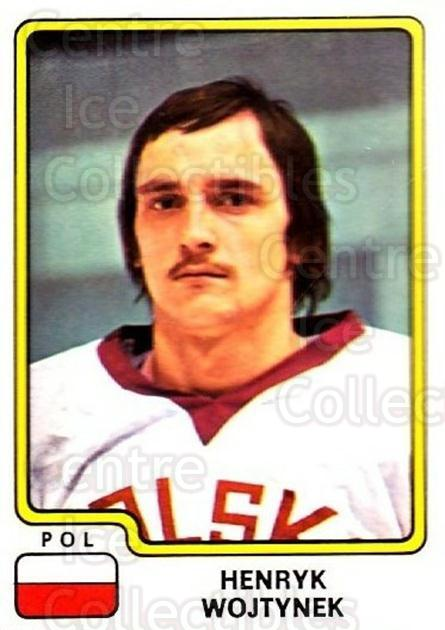 1979 Panini Stickers #118 Henryk Wojtynek<br/>6 In Stock - $2.00 each - <a href=https://centericecollectibles.foxycart.com/cart?name=1979%20Panini%20Stickers%20%23118%20Henryk%20Wojtynek...&quantity_max=6&price=$2.00&code=232024 class=foxycart> Buy it now! </a>