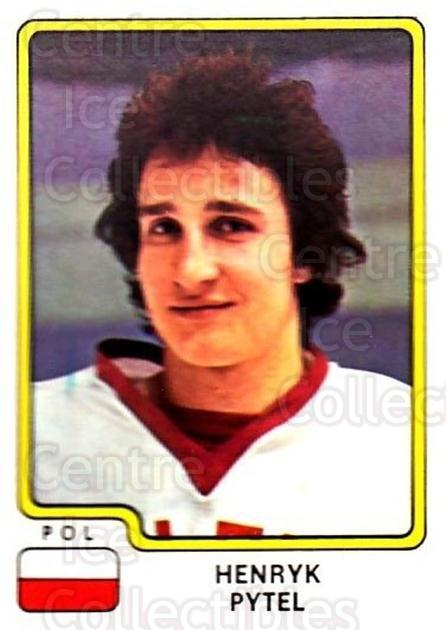 1979 Panini Stickers #130 Henryk Pytel<br/>3 In Stock - $2.00 each - <a href=https://centericecollectibles.foxycart.com/cart?name=1979%20Panini%20Stickers%20%23130%20Henryk%20Pytel...&quantity_max=3&price=$2.00&code=232036 class=foxycart> Buy it now! </a>