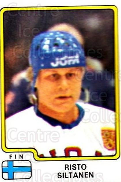1979 Panini Stickers #166 Risto Siltanen<br/>1 In Stock - $2.00 each - <a href=https://centericecollectibles.foxycart.com/cart?name=1979%20Panini%20Stickers%20%23166%20Risto%20Siltanen...&price=$2.00&code=232072 class=foxycart> Buy it now! </a>