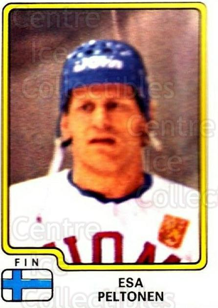 1979 Panini Stickers #170 Esa Peltonen<br/>2 In Stock - $2.00 each - <a href=https://centericecollectibles.foxycart.com/cart?name=1979%20Panini%20Stickers%20%23170%20Esa%20Peltonen...&quantity_max=2&price=$2.00&code=232076 class=foxycart> Buy it now! </a>