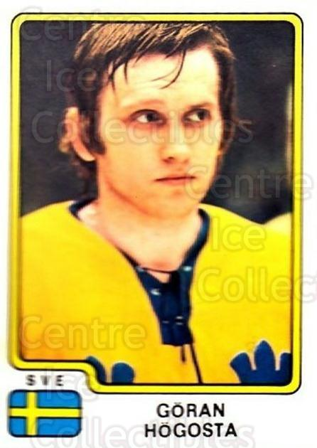 1979 Panini Stickers #184 Goran Hogasta<br/>1 In Stock - $2.00 each - <a href=https://centericecollectibles.foxycart.com/cart?name=1979%20Panini%20Stickers%20%23184%20Goran%20Hogasta...&quantity_max=1&price=$2.00&code=232090 class=foxycart> Buy it now! </a>