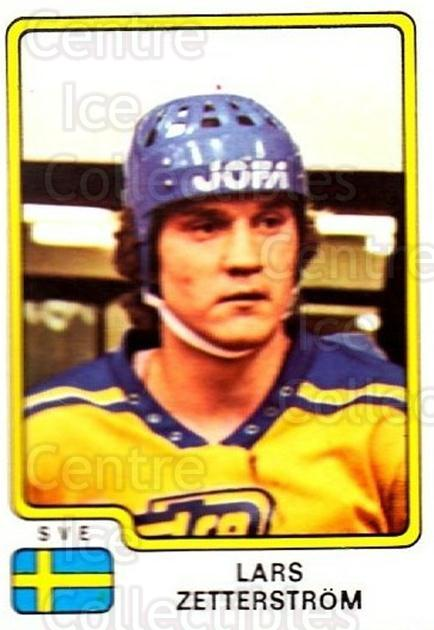 1979 Panini Stickers #190 Lars Zetterstrom<br/>1 In Stock - $2.00 each - <a href=https://centericecollectibles.foxycart.com/cart?name=1979%20Panini%20Stickers%20%23190%20Lars%20Zetterstro...&quantity_max=1&price=$2.00&code=232096 class=foxycart> Buy it now! </a>
