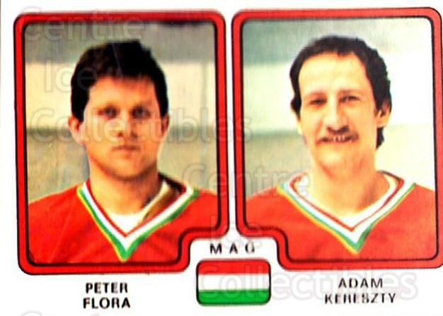 1979 Panini Stickers #269 Peter Flora, Adam Kereszty<br/>9 In Stock - $2.00 each - <a href=https://centericecollectibles.foxycart.com/cart?name=1979%20Panini%20Stickers%20%23269%20Peter%20Flora,%20Ad...&quantity_max=9&price=$2.00&code=232175 class=foxycart> Buy it now! </a>