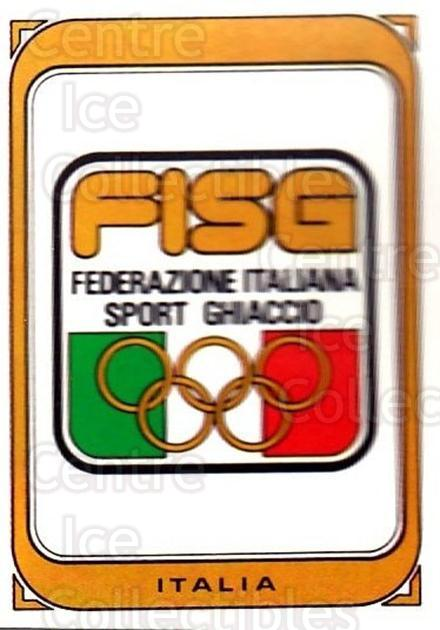 1979 Panini Stickers #331 Team Italy<br/>7 In Stock - $2.00 each - <a href=https://centericecollectibles.foxycart.com/cart?name=1979%20Panini%20Stickers%20%23331%20Team%20Italy...&quantity_max=7&price=$2.00&code=232237 class=foxycart> Buy it now! </a>