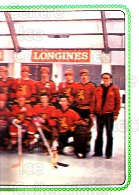 1979 Panini Stickers #338 Team Belgium, Team Photo<br/>8 In Stock - $2.00 each - <a href=https://centericecollectibles.foxycart.com/cart?name=1979%20Panini%20Stickers%20%23338%20Team%20Belgium,%20T...&quantity_max=8&price=$2.00&code=232244 class=foxycart> Buy it now! </a>