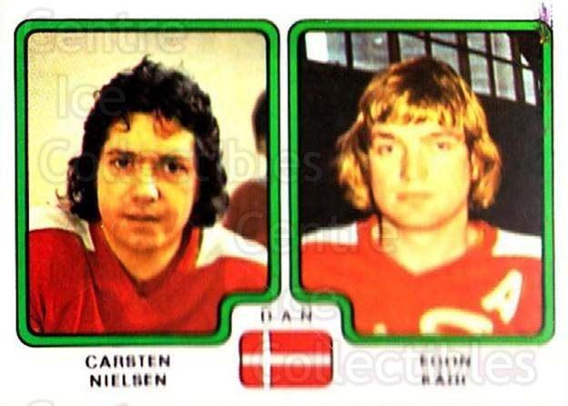 1979 Panini Stickers #367 Carsten Nielsen, Egon Kahl<br/>1 In Stock - $2.00 each - <a href=https://centericecollectibles.foxycart.com/cart?name=1979%20Panini%20Stickers%20%23367%20Carsten%20Nielsen...&quantity_max=1&price=$2.00&code=232273 class=foxycart> Buy it now! </a>