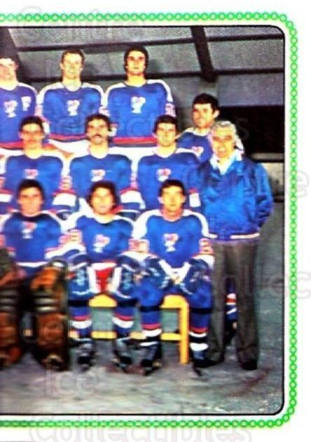 1979 Panini Stickers #378 Team France, Team Photo<br/>3 In Stock - $2.00 each - <a href=https://centericecollectibles.foxycart.com/cart?name=1979%20Panini%20Stickers%20%23378%20Team%20France,%20Te...&quantity_max=3&price=$2.00&code=232284 class=foxycart> Buy it now! </a>