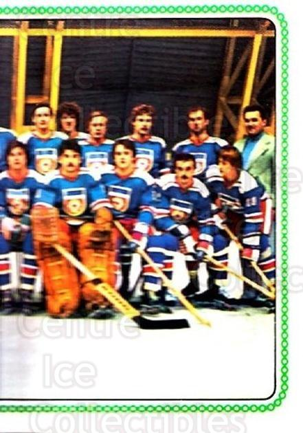 1979 Panini Stickers #394 Team Yugoslavia, Team Photo<br/>10 In Stock - $2.00 each - <a href=https://centericecollectibles.foxycart.com/cart?name=1979%20Panini%20Stickers%20%23394%20Team%20Yugoslavia...&quantity_max=10&price=$2.00&code=232300 class=foxycart> Buy it now! </a>
