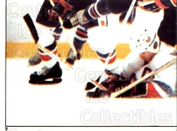 1981-82 O-Pee-Chee Stickers #9 Matti Hagman, Glenn Anderson, Bryan Trottier, Denis Potvin<br/>2 In Stock - $2.00 each - <a href=https://centericecollectibles.foxycart.com/cart?name=1981-82%20O-Pee-Chee%20Stickers%20%239%20Matti%20Hagman,%20G...&quantity_max=2&price=$2.00&code=232315 class=foxycart> Buy it now! </a>