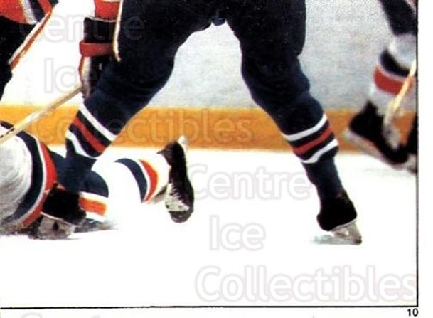 1981-82 O-Pee-Chee Stickers #10 Matti Hagman, Glenn Anderson, Bryan Trottier, Denis Potvin<br/>2 In Stock - $2.00 each - <a href=https://centericecollectibles.foxycart.com/cart?name=1981-82%20O-Pee-Chee%20Stickers%20%2310%20Matti%20Hagman,%20G...&quantity_max=2&price=$2.00&code=232316 class=foxycart> Buy it now! </a>
