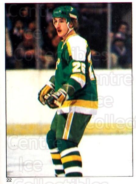 1981-82 O-Pee-Chee Stickers #22 Steve Payne<br/>5 In Stock - $2.00 each - <a href=https://centericecollectibles.foxycart.com/cart?name=1981-82%20O-Pee-Chee%20Stickers%20%2322%20Steve%20Payne...&quantity_max=5&price=$2.00&code=232328 class=foxycart> Buy it now! </a>