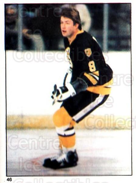 1981-82 O-Pee-Chee Stickers #46 Peter McNab<br/>3 In Stock - $2.00 each - <a href=https://centericecollectibles.foxycart.com/cart?name=1981-82%20O-Pee-Chee%20Stickers%20%2346%20Peter%20McNab...&quantity_max=3&price=$2.00&code=232352 class=foxycart> Buy it now! </a>
