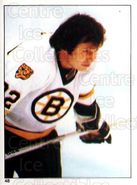 1981-82 O-Pee-Chee Stickers #48 Brad Park<br/>3 In Stock - $2.00 each - <a href=https://centericecollectibles.foxycart.com/cart?name=1981-82%20O-Pee-Chee%20Stickers%20%2348%20Brad%20Park...&quantity_max=3&price=$2.00&code=232354 class=foxycart> Buy it now! </a>