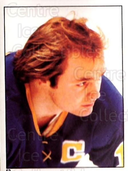 1981-82 O-Pee-Chee Stickers #53 Danny Gare<br/>4 In Stock - $2.00 each - <a href=https://centericecollectibles.foxycart.com/cart?name=1981-82%20O-Pee-Chee%20Stickers%20%2353%20Danny%20Gare...&quantity_max=4&price=$2.00&code=232359 class=foxycart> Buy it now! </a>