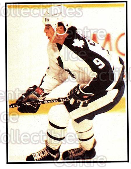 1988-89 Toronto Maple Leafs Play #30 Russ Courtnall<br/>4 In Stock - $3.00 each - <a href=https://centericecollectibles.foxycart.com/cart?name=1988-89%20Toronto%20Maple%20Leafs%20Play%20%2330%20Russ%20Courtnall...&quantity_max=4&price=$3.00&code=23236 class=foxycart> Buy it now! </a>