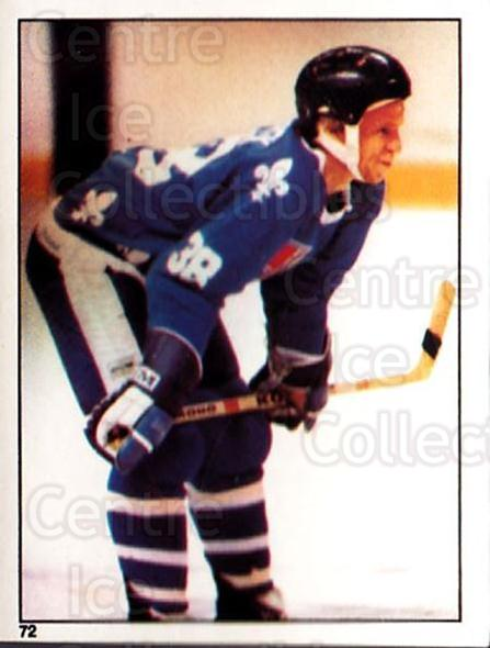 1981-82 O-Pee-Chee Stickers #72 Robbie Ftorek<br/>3 In Stock - $2.00 each - <a href=https://centericecollectibles.foxycart.com/cart?name=1981-82%20O-Pee-Chee%20Stickers%20%2372%20Robbie%20Ftorek...&quantity_max=3&price=$2.00&code=232378 class=foxycart> Buy it now! </a>