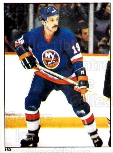 1981-82 O-Pee-Chee Stickers #160 Bryan Trottier<br/>6 In Stock - $2.00 each - <a href=https://centericecollectibles.foxycart.com/cart?name=1981-82%20O-Pee-Chee%20Stickers%20%23160%20Bryan%20Trottier...&quantity_max=6&price=$2.00&code=232466 class=foxycart> Buy it now! </a>