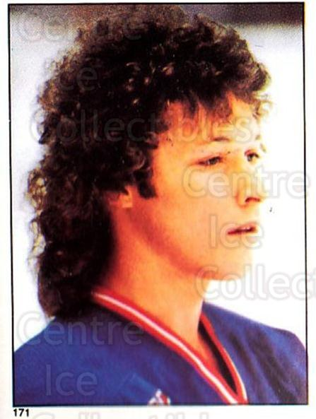 1981-82 O-Pee-Chee Stickers #171 Ron Duguay<br/>1 In Stock - $2.00 each - <a href=https://centericecollectibles.foxycart.com/cart?name=1981-82%20O-Pee-Chee%20Stickers%20%23171%20Ron%20Duguay...&quantity_max=1&price=$2.00&code=232477 class=foxycart> Buy it now! </a>