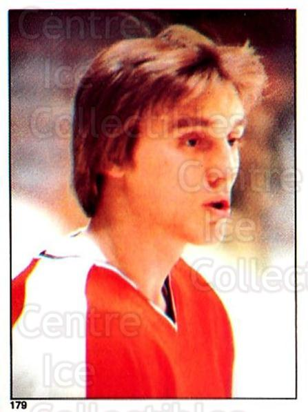 1981-82 O-Pee-Chee Stickers #179 Paul Holmgren<br/>3 In Stock - $2.00 each - <a href=https://centericecollectibles.foxycart.com/cart?name=1981-82%20O-Pee-Chee%20Stickers%20%23179%20Paul%20Holmgren...&quantity_max=3&price=$2.00&code=232485 class=foxycart> Buy it now! </a>
