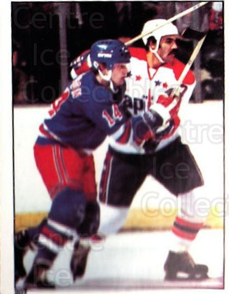 1981-82 O-Pee-Chee Stickers #207 Mike Allison, Washington Capitals<br/>5 In Stock - $2.00 each - <a href=https://centericecollectibles.foxycart.com/cart?name=1981-82%20O-Pee-Chee%20Stickers%20%23207%20Mike%20Allison,%20W...&quantity_max=5&price=$2.00&code=232513 class=foxycart> Buy it now! </a>