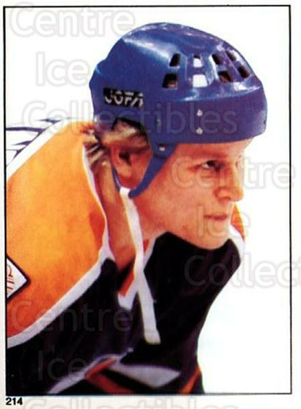 1981-82 O-Pee-Chee Stickers #214 Risto Siltanen<br/>1 In Stock - $2.00 each - <a href=https://centericecollectibles.foxycart.com/cart?name=1981-82%20O-Pee-Chee%20Stickers%20%23214%20Risto%20Siltanen...&quantity_max=1&price=$2.00&code=232520 class=foxycart> Buy it now! </a>