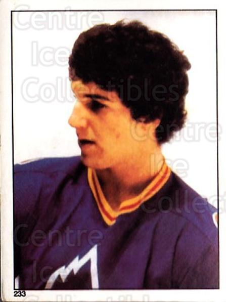 1981-82 O-Pee-Chee Stickers #233 Paul Gagne<br/>5 In Stock - $2.00 each - <a href=https://centericecollectibles.foxycart.com/cart?name=1981-82%20O-Pee-Chee%20Stickers%20%23233%20Paul%20Gagne...&quantity_max=5&price=$2.00&code=232539 class=foxycart> Buy it now! </a>