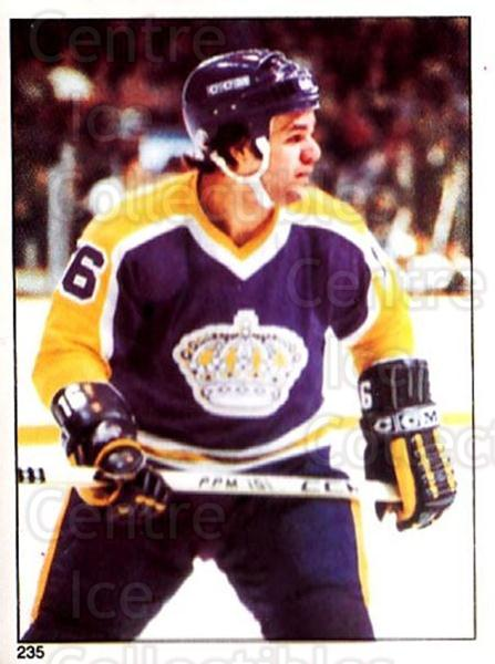 1981-82 O-Pee-Chee Stickers #235 Marcel Dionne<br/>3 In Stock - $2.00 each - <a href=https://centericecollectibles.foxycart.com/cart?name=1981-82%20O-Pee-Chee%20Stickers%20%23235%20Marcel%20Dionne...&quantity_max=3&price=$2.00&code=232541 class=foxycart> Buy it now! </a>