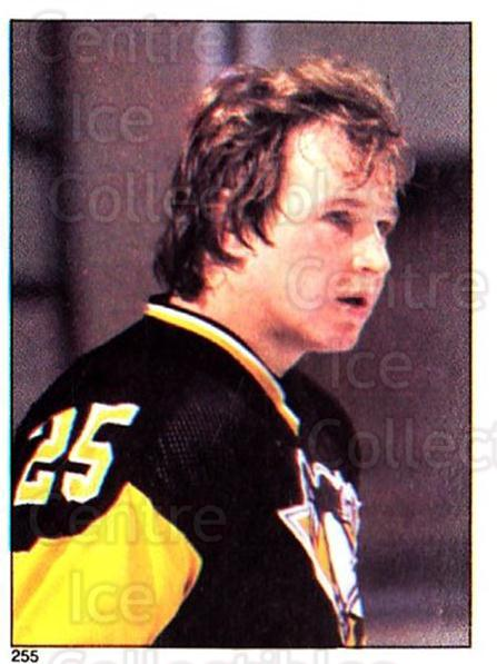 1981-82 O-Pee-Chee Stickers #255 Randy Carlyle<br/>5 In Stock - $2.00 each - <a href=https://centericecollectibles.foxycart.com/cart?name=1981-82%20O-Pee-Chee%20Stickers%20%23255%20Randy%20Carlyle...&quantity_max=5&price=$2.00&code=232561 class=foxycart> Buy it now! </a>