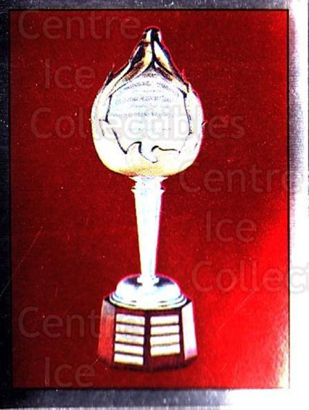 1981-82 O-Pee-Chee Stickers #265 Hart Trophy<br/>4 In Stock - $2.00 each - <a href=https://centericecollectibles.foxycart.com/cart?name=1981-82%20O-Pee-Chee%20Stickers%20%23265%20Hart%20Trophy...&quantity_max=4&price=$2.00&code=232571 class=foxycart> Buy it now! </a>