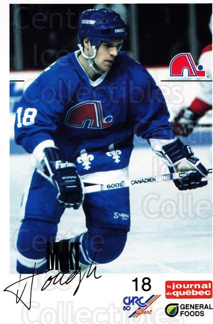1988-89 Quebec Nordiques General Foods #16 Mike Hough<br/>2 In Stock - $3.00 each - <a href=https://centericecollectibles.foxycart.com/cart?name=1988-89%20Quebec%20Nordiques%20General%20Foods%20%2316%20Mike%20Hough...&quantity_max=2&price=$3.00&code=23269 class=foxycart> Buy it now! </a>