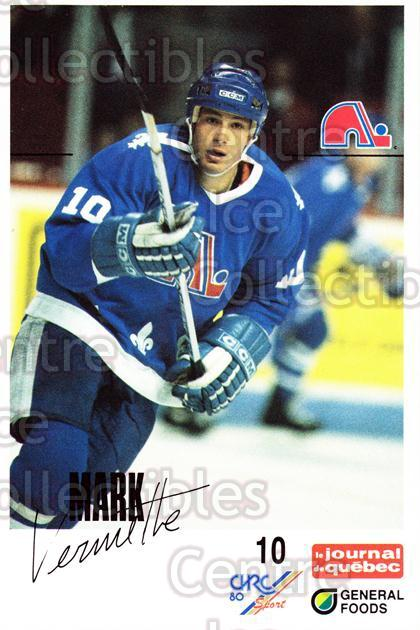 1988-89 Quebec Nordiques General Foods #35 Mark Vermette<br/>3 In Stock - $3.00 each - <a href=https://centericecollectibles.foxycart.com/cart?name=1988-89%20Quebec%20Nordiques%20General%20Foods%20%2335%20Mark%20Vermette...&quantity_max=3&price=$3.00&code=23283 class=foxycart> Buy it now! </a>